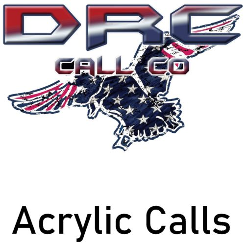 Acrylic Goose Calls